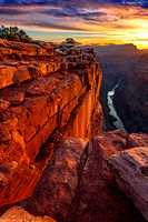 Toroweep Sunrise, Grand Canyon